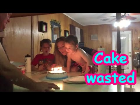VLOG: Cake wasted|5.19.16
