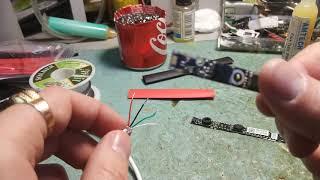 USB эндоскоп своими руками или вторая жизнь камеры от ноутбука