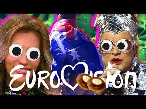 видеоприкол евровидение