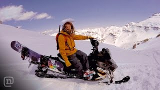 John Jackson's Nose-To-Tail Sierra Series Snowboard Build: ETT