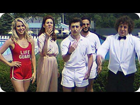 RED OAKS Season 2 80s TRAILER (2016) amazon Series