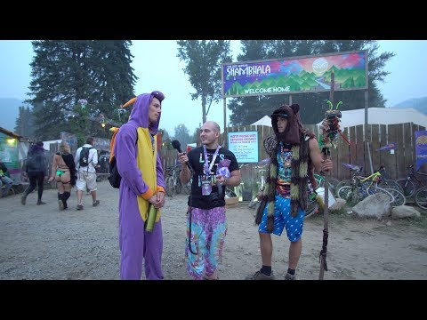 The People Who Take Psychedelics at Music Festivals | Shambhala