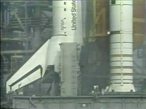 CBS News Coverage of the STS-41-D Launch Pad Abort Part 2 ...