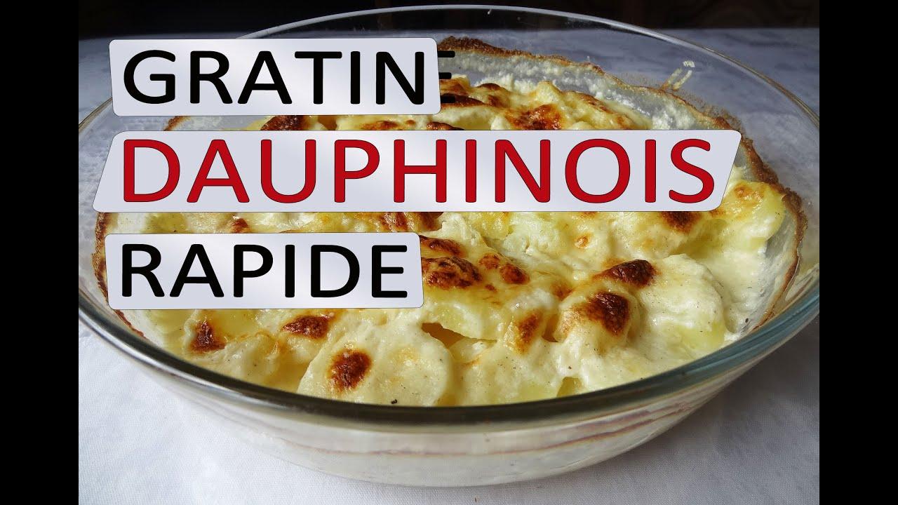 Mon astuce pour un gratin dauphinois rapide maman for Astuces cuisine rapide