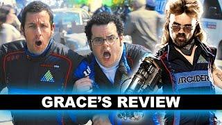 Pixels Movie Review - Adam Sandler, Peter Dinklage 2015 - Beyond The Trailer