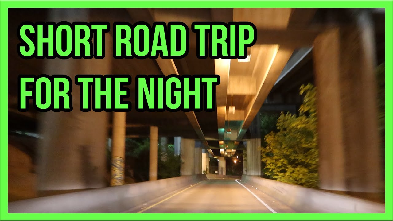 05092020: Short road trip for the night   Vlog #2332 - YouTube