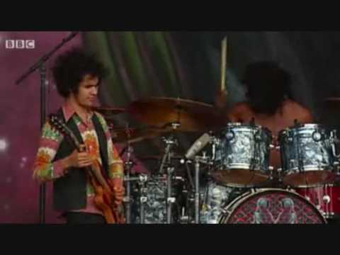 Goliath The Mars Volta At T In The Park 2009