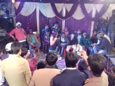 Arkestra program sekhpur muzaffarpur. Bhojpuri thumka