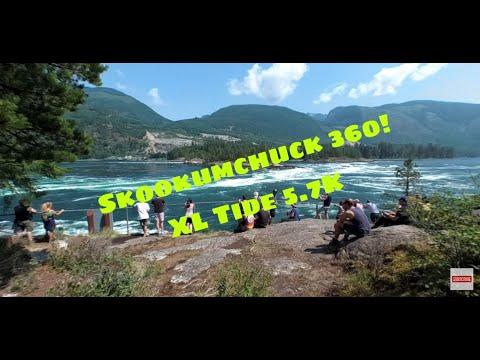 Skookumchuck Narrows, 360