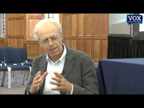 The Ethics of Food: The Making of a Vegetarian and Professor of Bioethics - Peter Singer