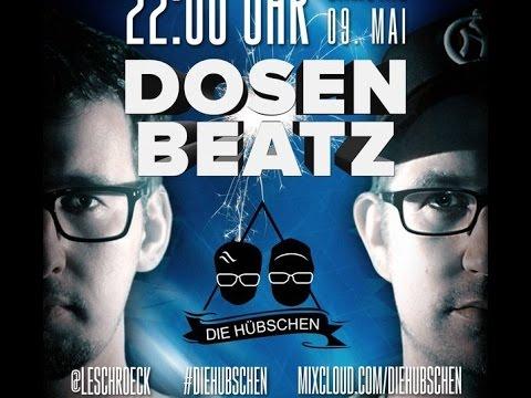 Rocket Beans: Dosenbeatz #08 @ Dreamhack featuring Die Hübschen & DJ Lazer