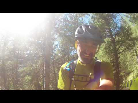 Trans Alp Epic with Ben Jones MTB and Nick