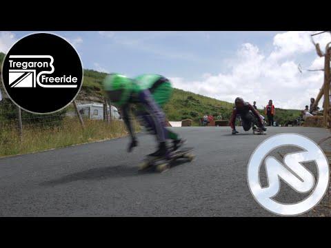 Tregaron Freeride 2016 - Brianne Collective | Newton's Shred Longboard Shop