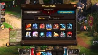 KingsRoad:  Wizard Guide