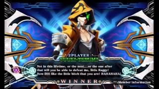 Baixar Blazblue CP 1.1 - Terumi's Win Quote Against Ragna