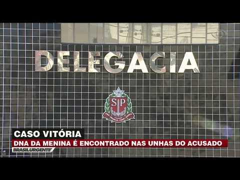 Caso Vitória: Laudo comprova participação de suspeito