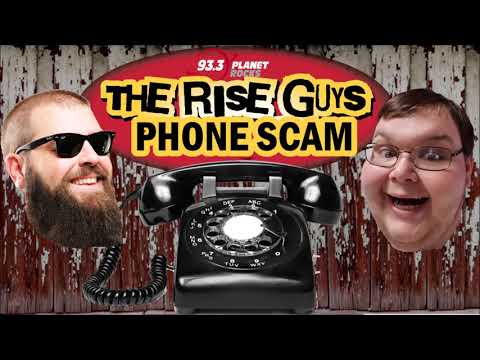 Candid Phone Scam uncensored Cousin Percy I Buy Houses prank call NSFW