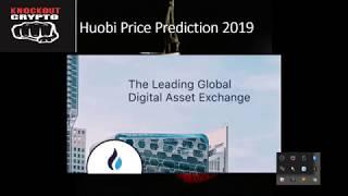 Huobi Token Price Prediction 2019