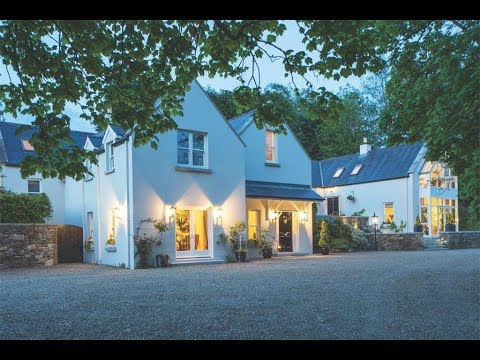 A Charming and Elegant Country Home in Leinster, Ireland