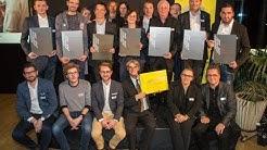 Aluminium-Architektur-Preis 2018 . Preisverleihung