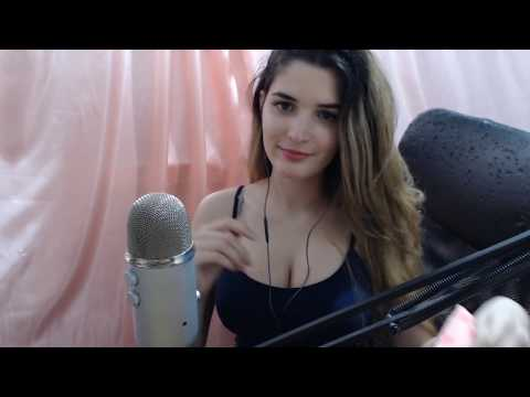 ASMR 🤤 INAUDIBLE PARA DORMIR: besitos, ticotico & triggers 😴 from YouTube · Duration:  11 minutes 38 seconds
