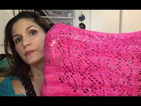 MelodyCrochet Podcast Episode 5 - Crochet, Knitting, and that evil machine