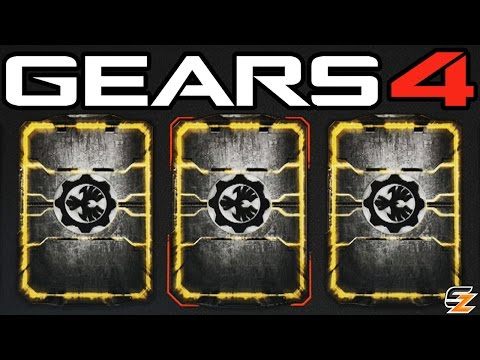 Gears of War 4 - The TRUTH about Gear Packs!