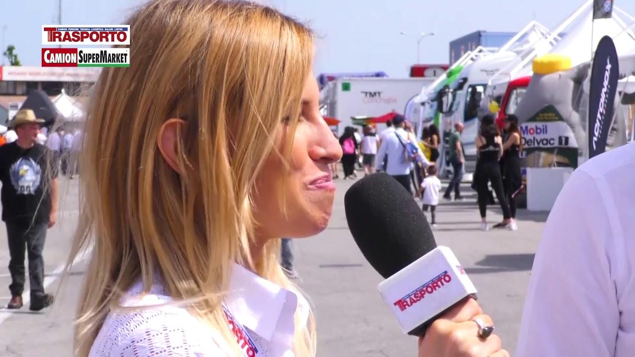 Andrea Albani misano grand prix truck 2019: intervista ad andrea albani