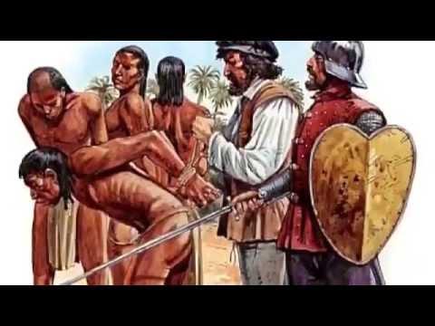 1493: Conquest & Colonization of the TAINOS of (Puerto Rico) BORIKEN.