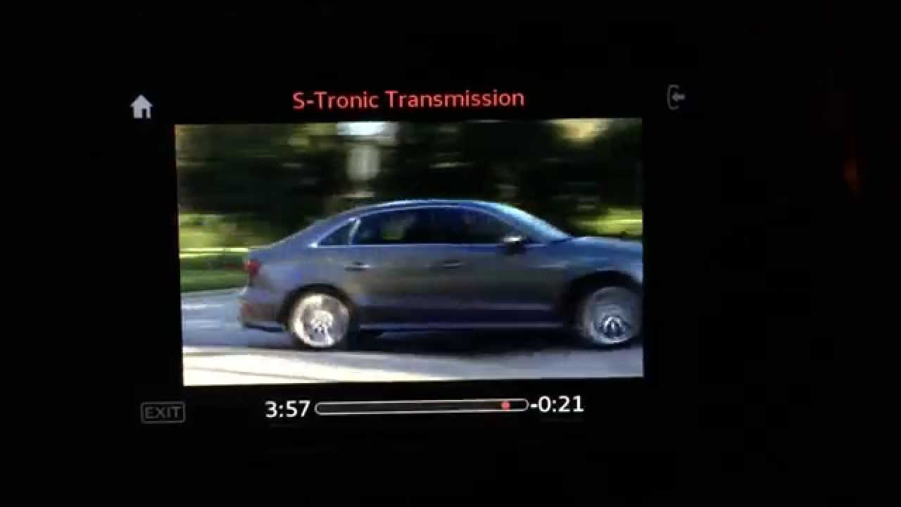 2015 audi a3 s3 mmi video owner s manual youtube rh youtube com  2015 audi a3 cabriolet owner's manual