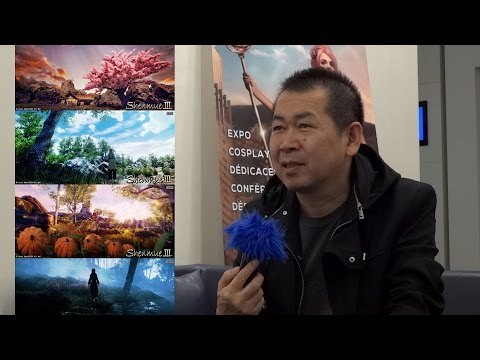 Shenmue 3 - Interview de Yu Suzuki
