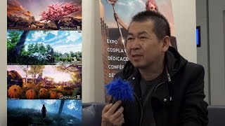 Shenmue 3 - Yu Suzuki Interview