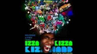 Izza Kizza- Tell Em What My Name Iz (prod. by Trackademicks)