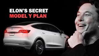 elon Musk's Secret Plans for Tesla Model Y and the Gigafactory