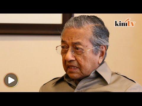 Tun M tampil jawab dakwaan skandal BMF