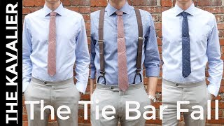 Lookbook: The Tie Bar Fall 2017 - Shirts, Ties, Tie Bar Review