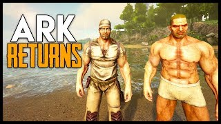 the Way ARK Was Meant to Be Played! - Ark Primitive Plus & Immersive Taming Mod! - Episode 1