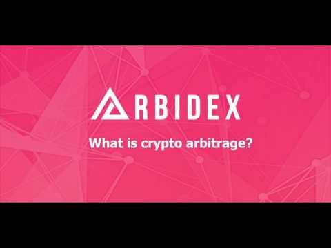 Arbidex Exchange Review And Crypto Arbitage Explanation