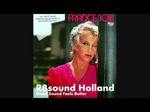 France Joli  Gonna Get Over You 12inch version HQsound