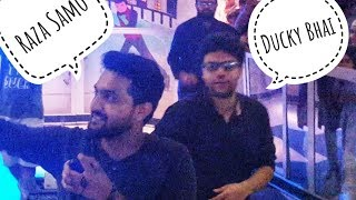 I Met Ducky bhai | Raza Samo | Haseeb | Sunny jafry | Awesamo Speaks