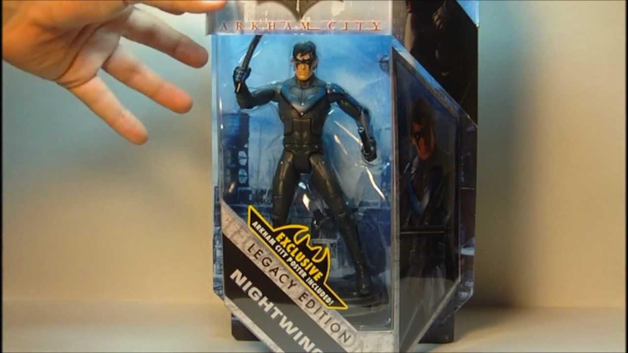 The Batman Nightwing Toy
