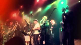 Karl Densen Tiny Universe ft Slightly Stoopid in San Fran