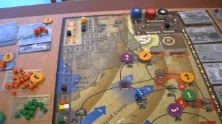 Secret Weapons of the Third Reich - Example of Play - Turn 3 (1940)