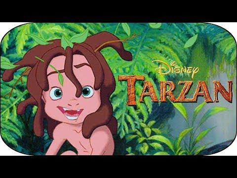 TARZAN - Lianes en folie