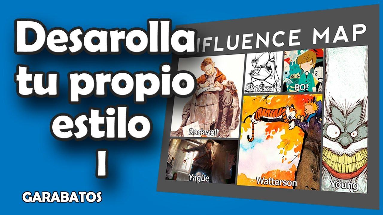 75b059320 1. DESARROLLA TU PROPIO ESTILO DE DIBUJO (Investigar) - YouTube
