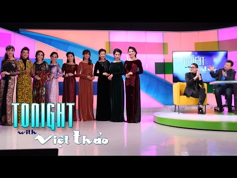 Tonight with Viet Thao - Episode 7 (Fashion Designer: Thai Nguyen / Musical Guest: Dang Vinh)
