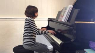 Emma S. plays Higgledy Piggledy Jazz by Elena Cobb
