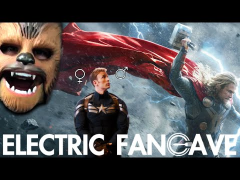 Electric Fancave Ep. 101 - Boys Liking Boys in the MCU [w/ THORrespondent Amy Chase!]