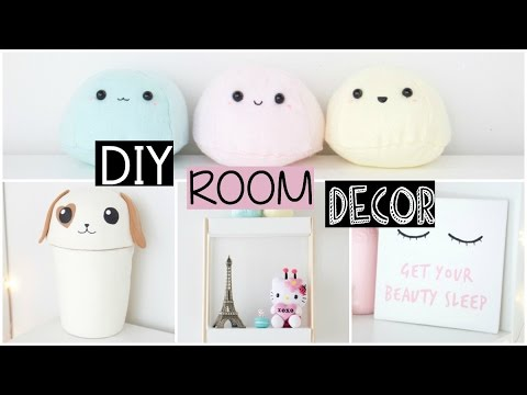 DIY Room Decor 2016 EASY INEXPENSIVE Ideas YouTube