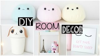 DIY Room Decor 2016 - EASY & INEXPENSIVE Ideas!